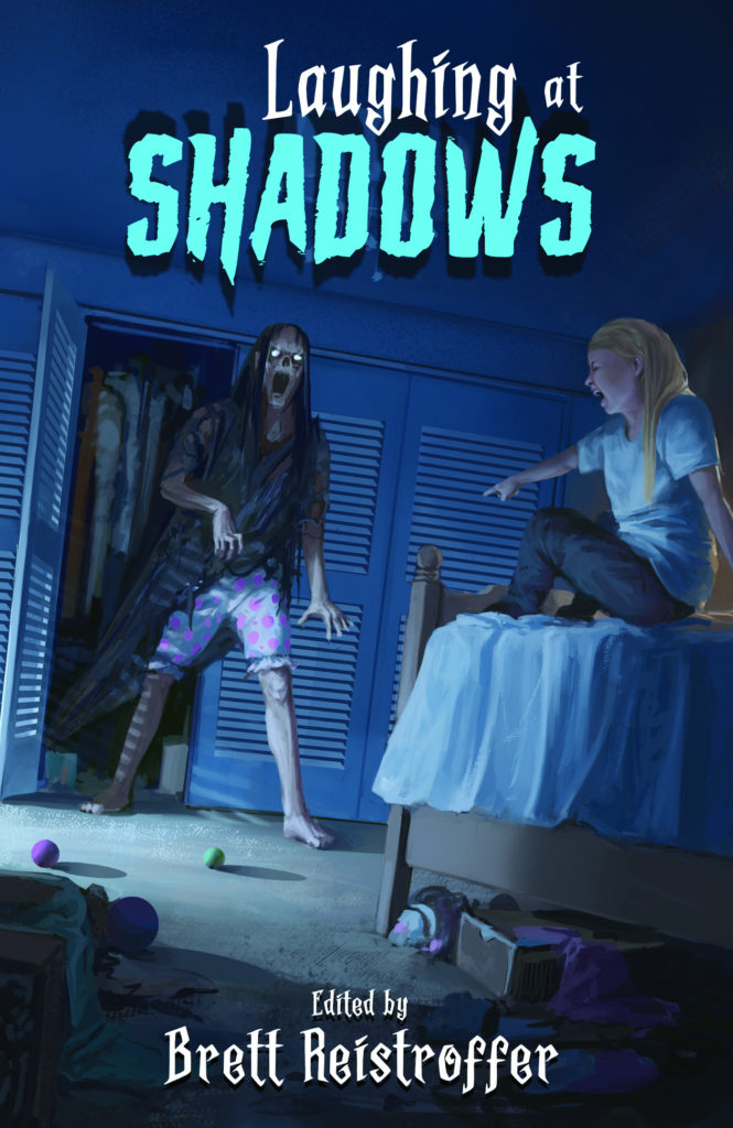 Laughing at Shadows front cover